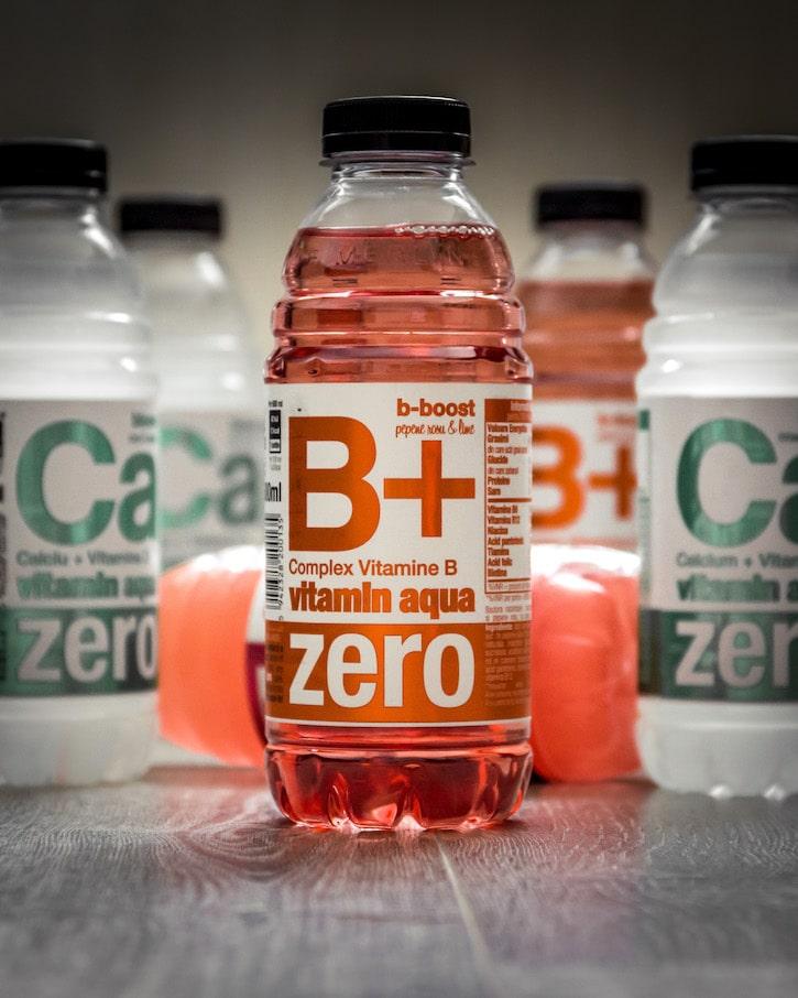 vitamin aqua zero B+